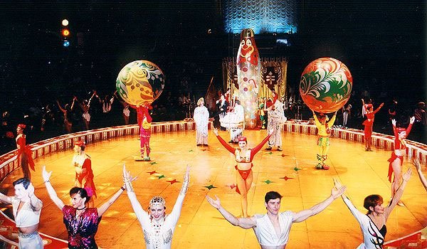 great state classical moscow circus